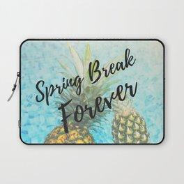 Spring Break Forever Laptop Sleeve