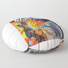 Gi Joe Exotic  Floor Pillow