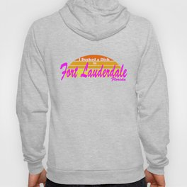 Tourism Series: Ft. Lauderdale! Hoody