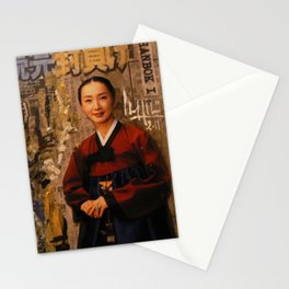 HANBOK I Stationery Cards