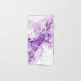 Purple Clouds Hand & Bath Towel