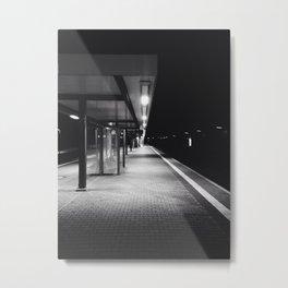 Endlos Metal Print