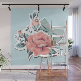 Rose Beauty Wall Mural