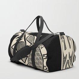 Mimbres Scorpion Duffle Bag