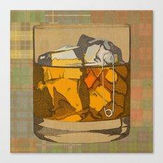 Scotch  Canvas Print