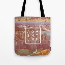 Adventure Tote Bag