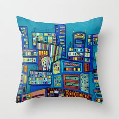 The Lost Art of Communication Throw Pillow