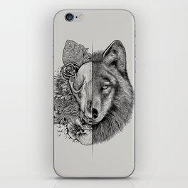 New Wolf (Half Life) iPhone Skin