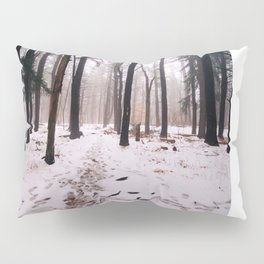 Woods Pillow Sham