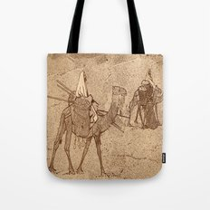 Ship of the Desert Tote Bag
