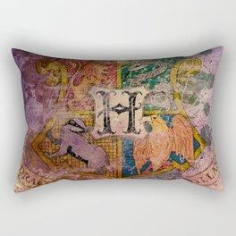 Hogwarts Crest Rectangular Pillow