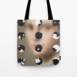 Arrangement In Skintones 23 Tote Bag
