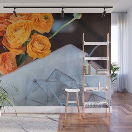 flower photography by Fabio Issao Wall Mural