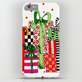 Presents! iPhone Case