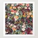 Fall Floral by greenhouseprints