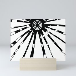 Eclipse Mini Art Print