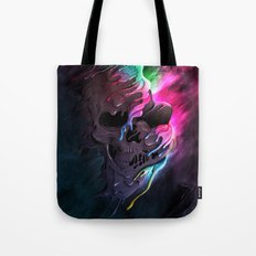 Life in Death Tote Bag