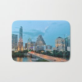 ATX skyline Bath Mat