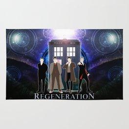 The Doctor Of Regeneration Rug