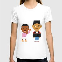 fresh prince T-shirts featuring The Fresh Prince (Version 2) by Evan Gaskin
