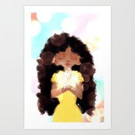 Soft & Sweet Art Print