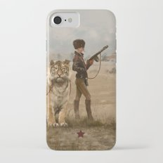 1920 - kittens iPhone 7 Slim Case