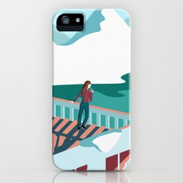 Magnificent Loneliness iPhone Case