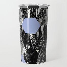 Koln Church Abstract Travel Mug