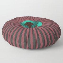 Cry Stripes Floor Pillow