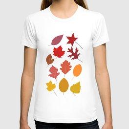 Autumn Ombre T-shirt