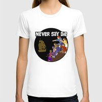 the goonies T-shirts featuring Goonies Never Say Die by Darth Paul