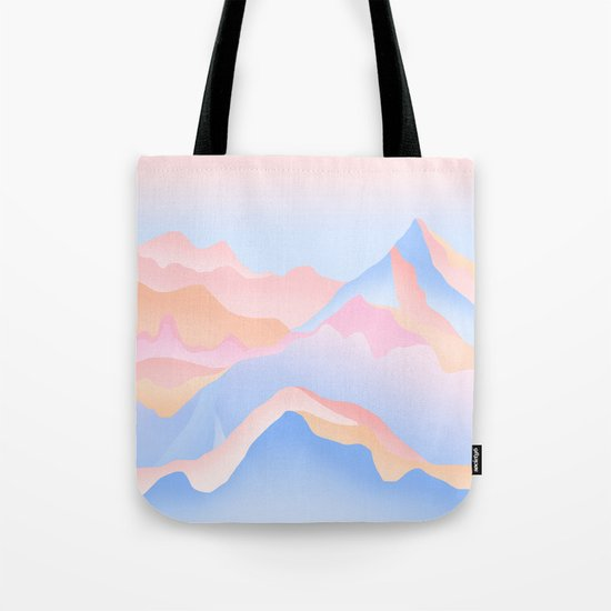 Mount Tote Bag