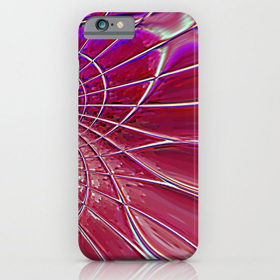 Re-Created Web of Lies12 by Robert S. Lee iPhone & iPod Case