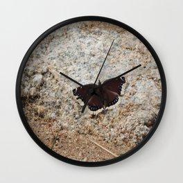 Morning Cloak Wall Clock