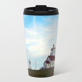 Wood Islands Lighthouse Compound Travel Mug