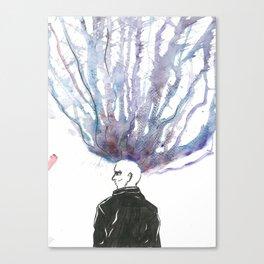 Son of rebellion Canvas Print
