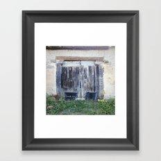 Doors of Perception 30 Framed Art Print
