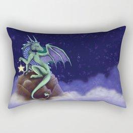 Dragon Star Rectangular Pillow