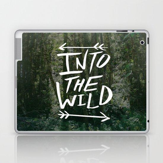 Into the Wild III Laptop & iPad Skin
