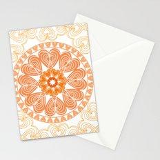 CHIZI love mandala 1 Stationery Cards