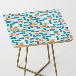 Bricks - dark Side Table