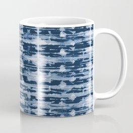 X-Ray Shibori Stripes Coffee Mug