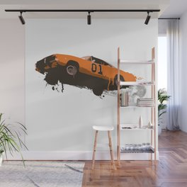 Put your Dukes UP! Wall Mural