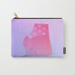 Kween of Hearts Carry-All Pouch