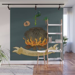 It's the specialty of the cave! Wall Mural