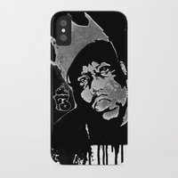 biggie iPhone & iPod Cases featuring Biggie by Factory Three
