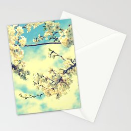 Sweet Blossoms Stationery Cards