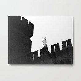 Avignon 2 Metal Print