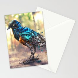 The Colours Fade Stationery Cards