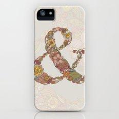 Ampersand Slim Case iPhone (5, 5s)